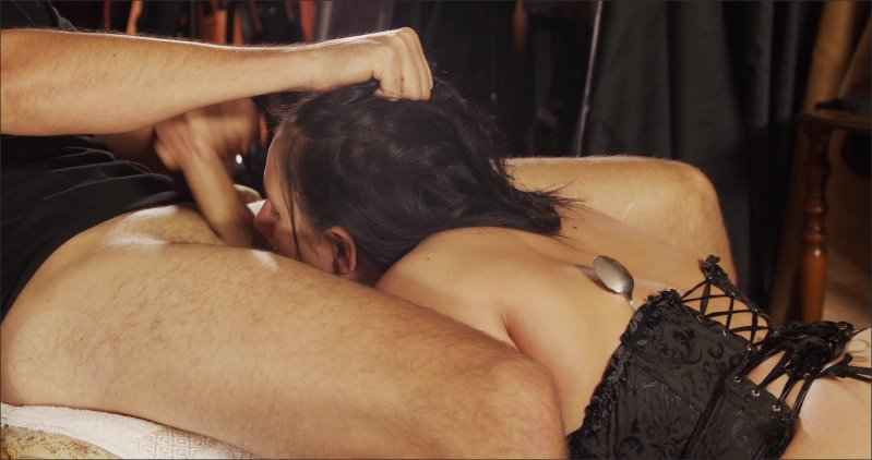 Metodology of torture - Sucking under the cane - part 3 - The punishment - graias - 4K Ultra HD/MP4 - image1
