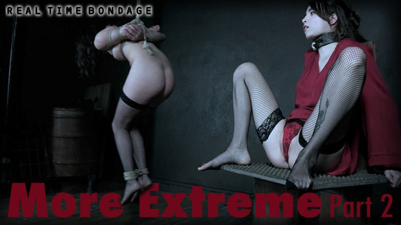 More Extreme Part 2 - realtimebondage - HD/MP4 - image1