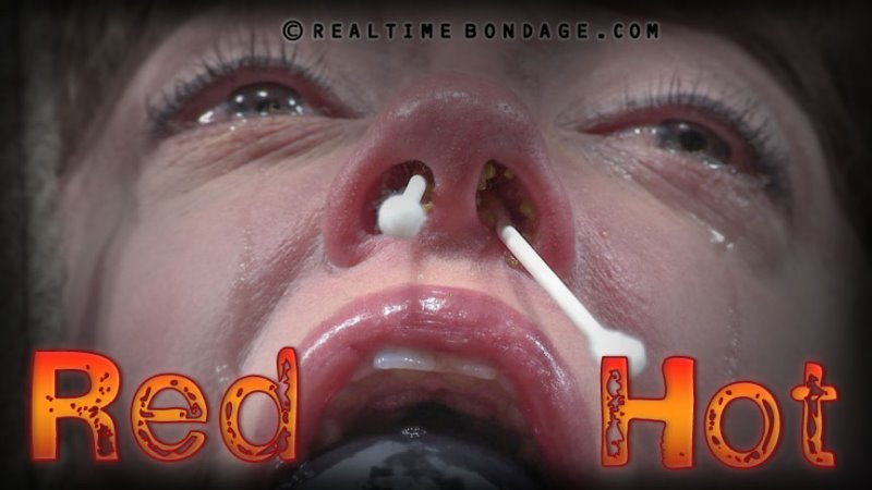 Red Hot Part 1 - realtimebondage - HD/MP4 - image1