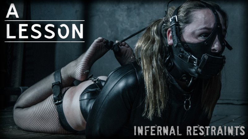 Cover A Lesson - infernalrestraint - SD/MP4