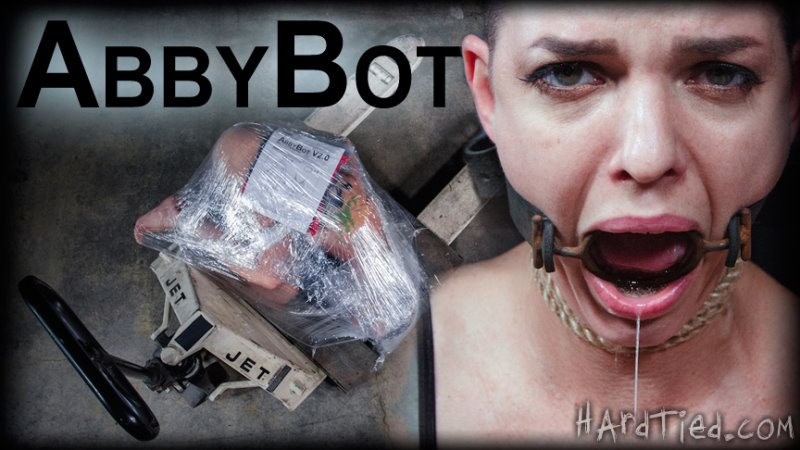 AbbyBot - hardtied - HD/MP4 - image1