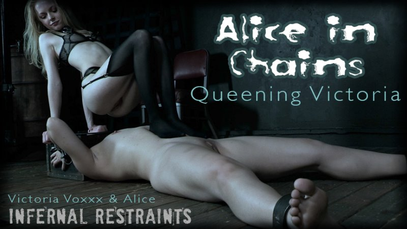 Cover Alice In Chains: Queening Victoria - infernalrestraint - SD/MP4