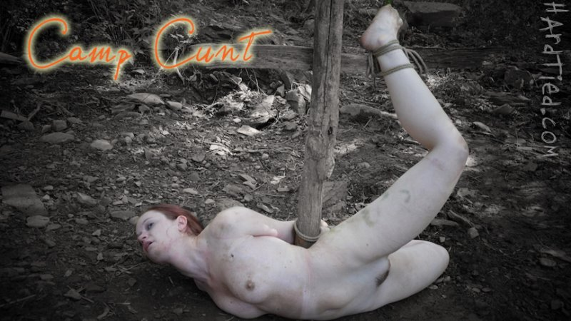 Camp Cunt - hardtied - HD/MP4 - image1