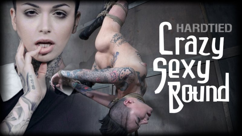 Cover Crazy, Sexy, Bound - hardtied - HD/MP4