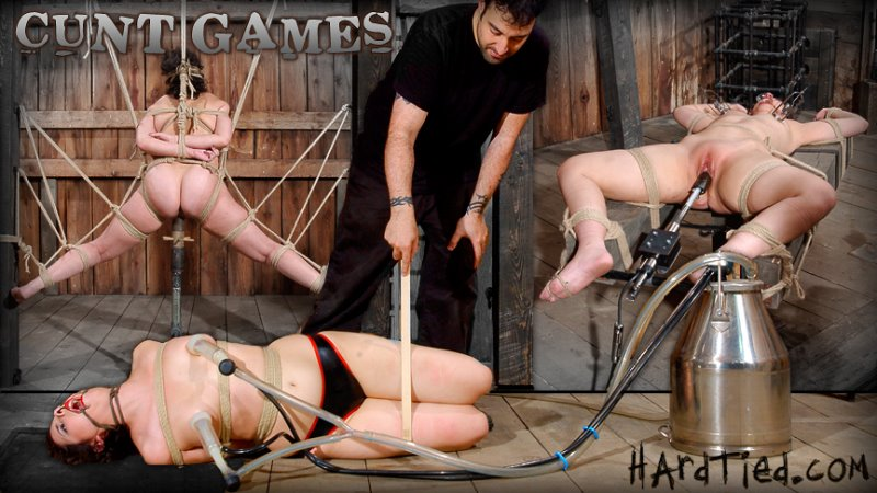 Cunt Games - hardtied - HD/MP4 - image1