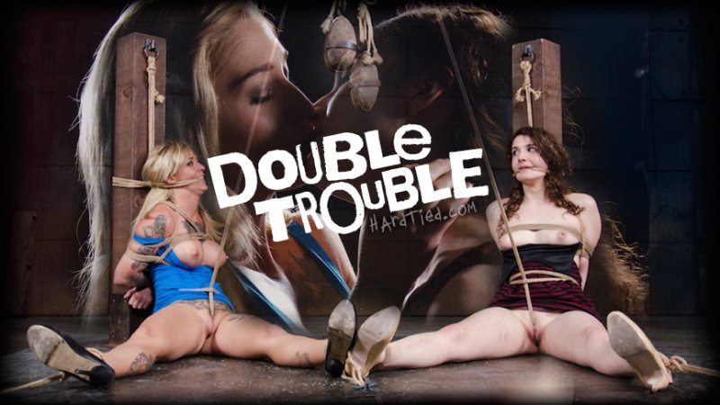 Double Trouble - hardtied - HD/MP4 - image1