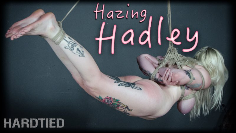 Hazing Hadley - hardtied - HD/MP4 - image1