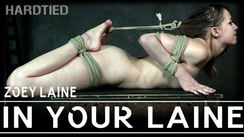 Cover In Your Laine - hardtied - HD/MP4