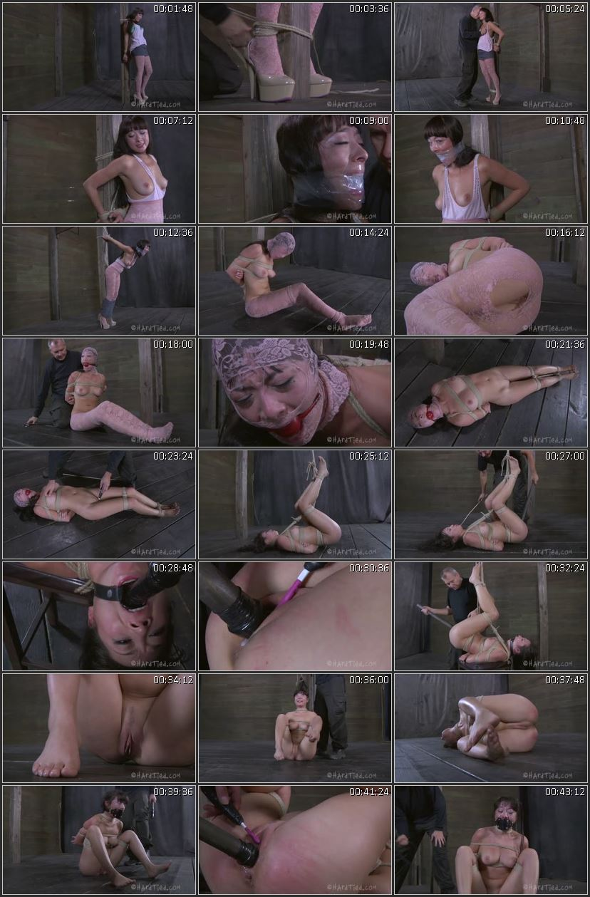Screenlist - Laced - hardtied - HD/MP4