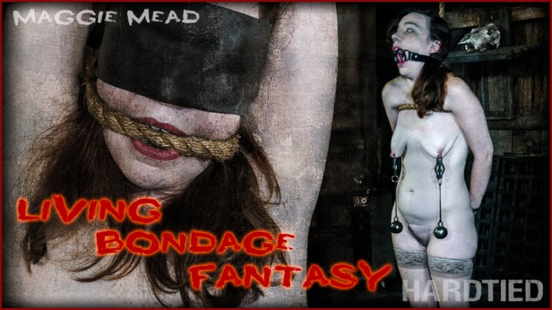 Cover Living Bondage Fantasy - hardtied - HD/MP4