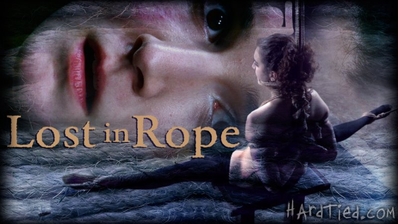 Lost in Rope - hardtied - HD/MP4 - image1