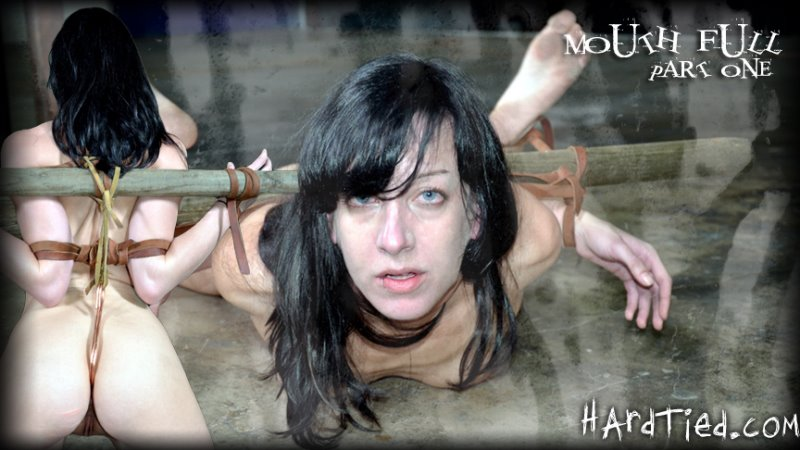 Mouth Full Part One - hardtied - HD/MP4 - image1