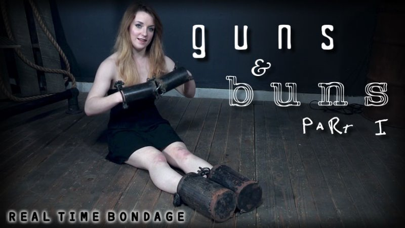 Guns & Buns Part 1 - realtimebondage - HD/MP4 - image1