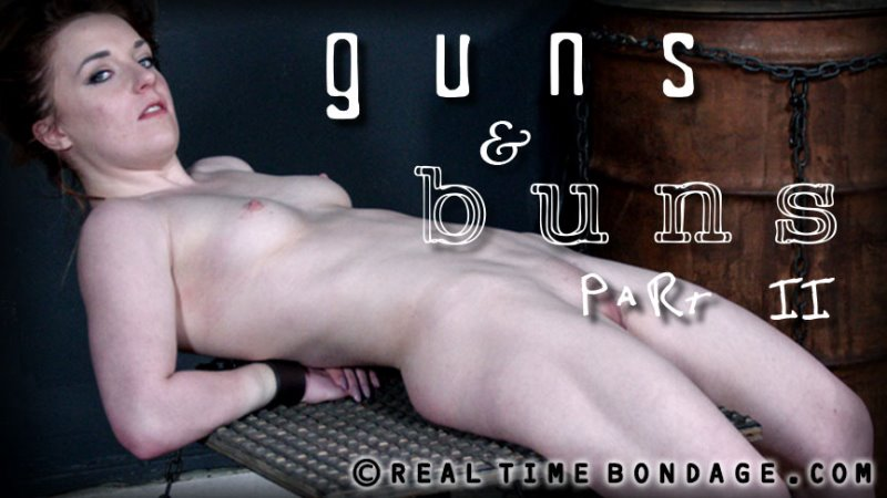 Guns & Buns Part 2 - realtimebondage - HD/MP4 - image1