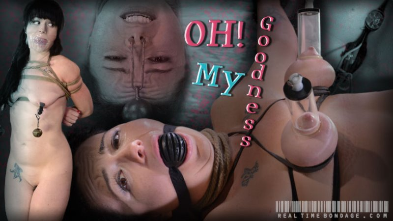 Oh! My Goodness Part 2 - realtimebondage - HD/MP4 - image1