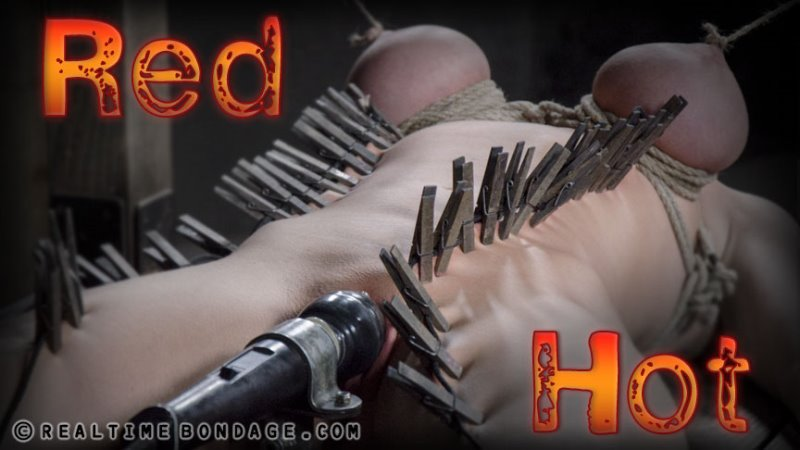 Red Hot Part 2 - realtimebondage - HD/MP4 - image1