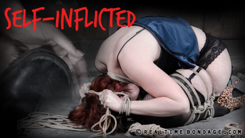 Self-Inflicted Part 1 - realtimebondage - HD/MP4 - image1
