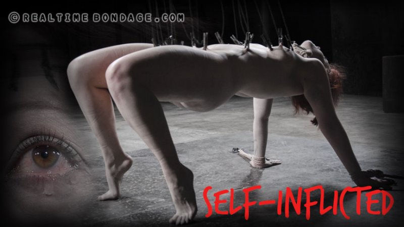 Self-Inflicted Part 2 - realtimebondage - HD/MP4 - image1