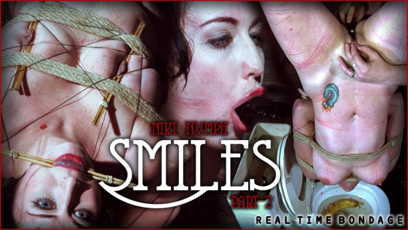 Cover Smiles Part Two - realtimebondage - HD/MP4