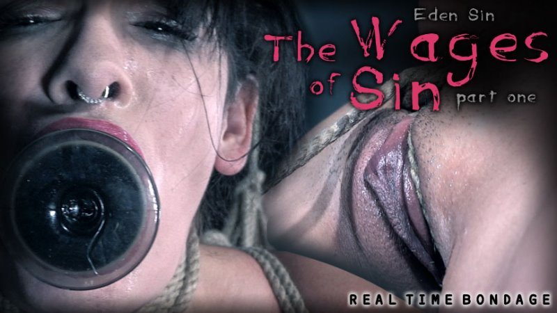 The Wages of Sin Part 1 - realtimebondage - HD/MP4 - image1