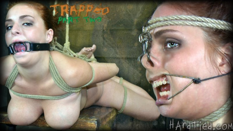 Trapped Part Two - hardtied - HD/MP4 - image1