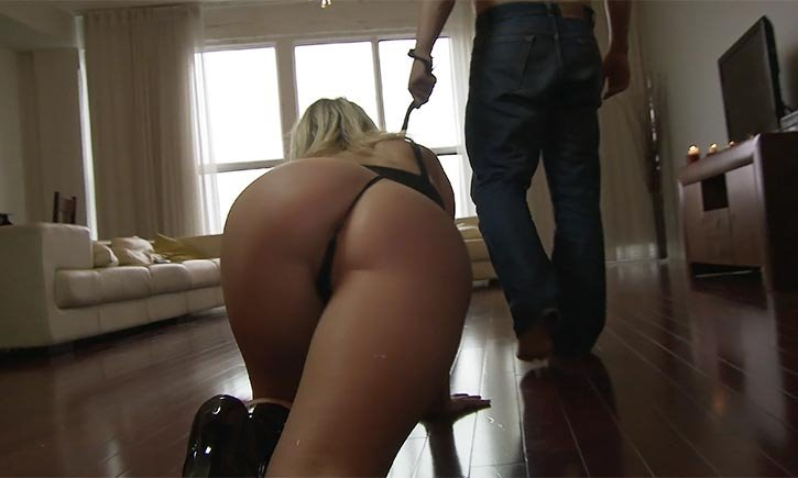 Submissive Training For Jemma - wasteland - Full HD/MP4 - image1